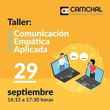 Taller: Comunicación Empática Aplicada