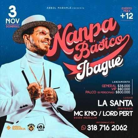 Nanpa Basico en Ibague