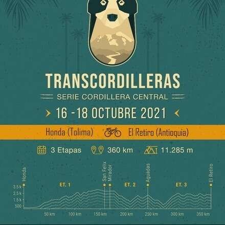TRANSCORDILLERAS SERIE CORDILLERA CENTRAL