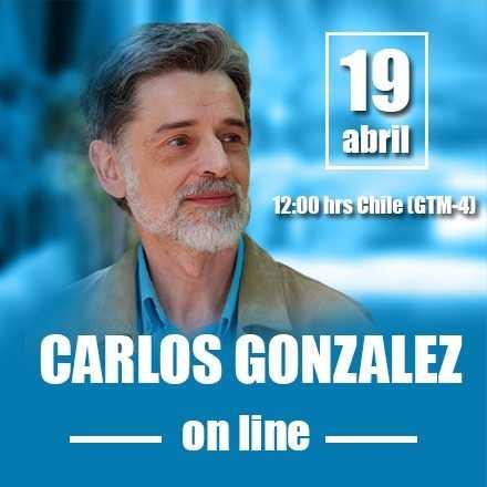 """""""Criando en tiempos de pandemia - El Virus y Los Niños"""" con el pediatra español Carlos González"""