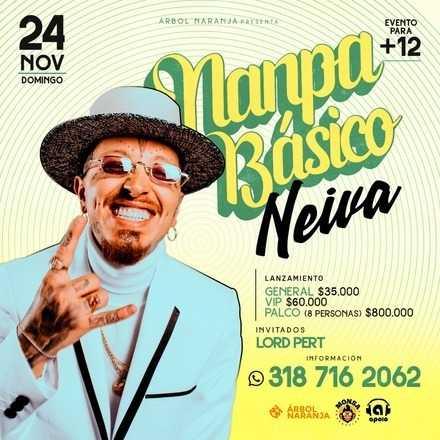 Nanpa Basico en Neiva