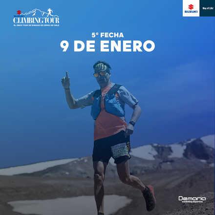Suzuki Climbing Tour 5ta fecha