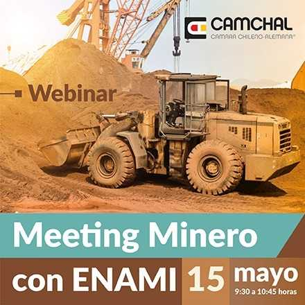 Meeting Minero con ENAMI
