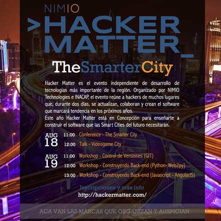NIMIO Hacker Matter