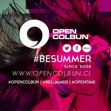 Open Colbún 2014