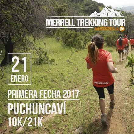 Merrell Trekking Tour 1ra Fecha 2017