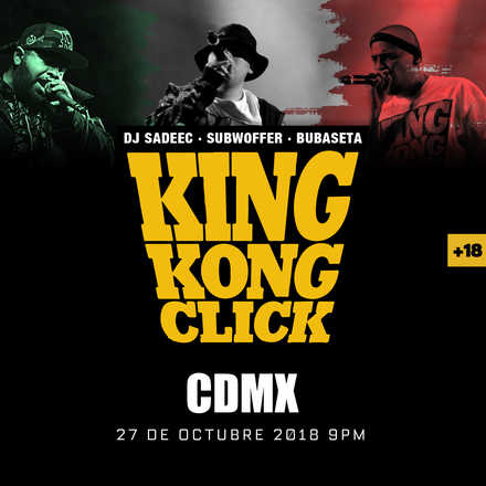 King Kong Click en CDMX