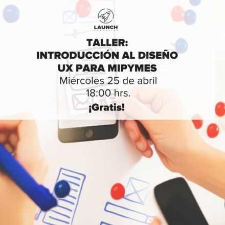 Taller: Introducción al Diseño UX para MiPYMES