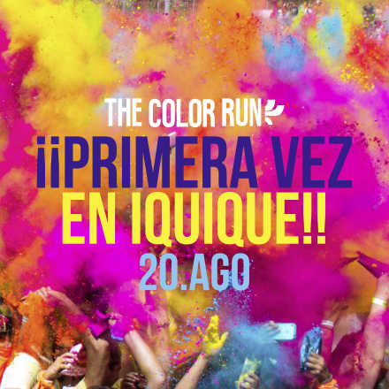 The Color Run Iquique