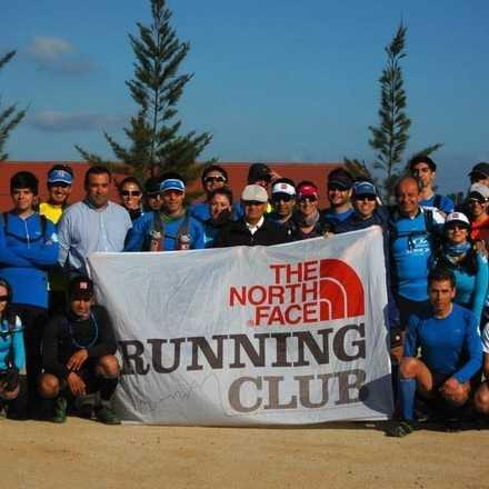 Entrenamiento Abierto The North Face Running Club Sabado 11.01.2014 - Puchuncavi