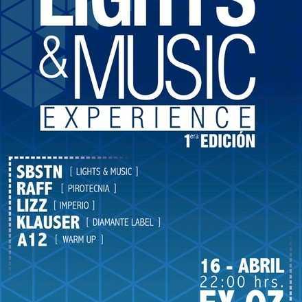 Lights & Music Experience 1 Edición