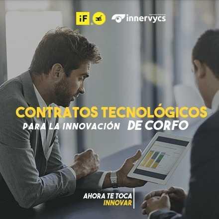 Charla Informativa Contratos Tecnológicos para la Innovación