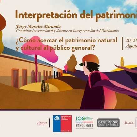 CURSO TALLER: Interpretación del Patrimonio 2018 (SANTIAGO)