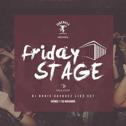 Friday Stage / Viernes 11 de Noviembre
