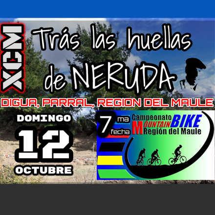 XCM Tras las huellas de Neruda
