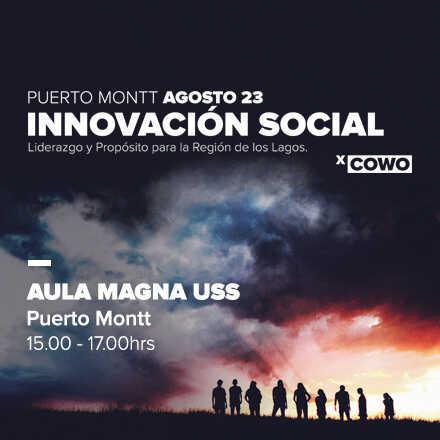 Innovación social xCOWO