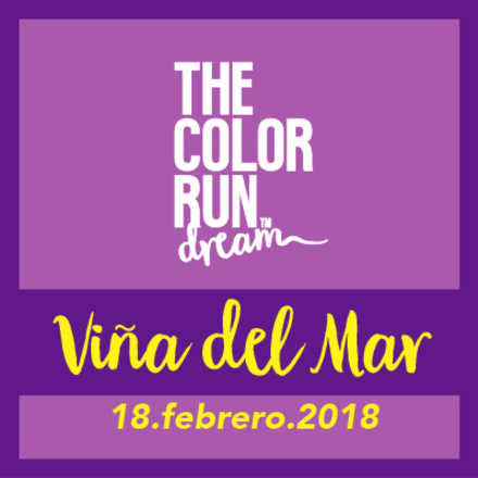 The Color Run Viña del Mar 2018