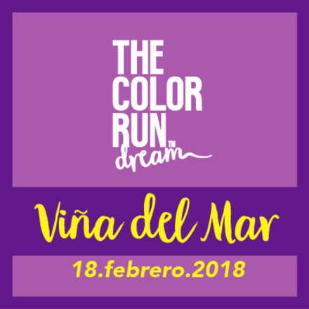 The Color Run Viña del Mar 2018