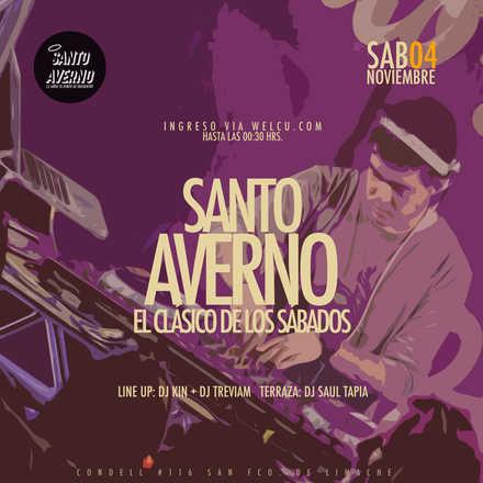Santo Averno / El Clásico de los Sábados