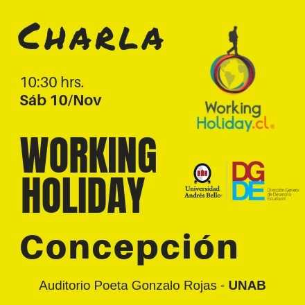 Working Holiday Concepción 2018