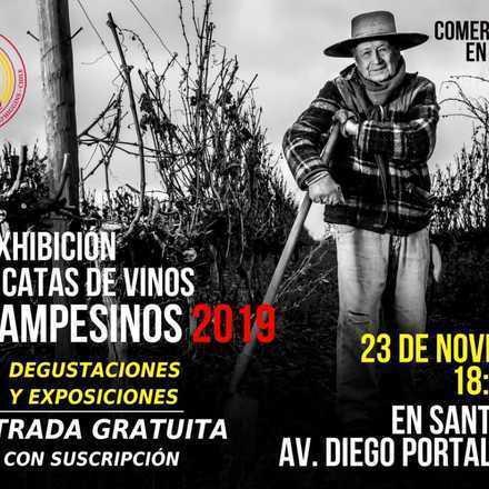 2° Exhibición De Vinos Campesinos y Catas de Vino