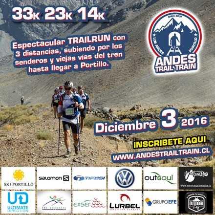 Andes Trail Train - Diciembre 2016