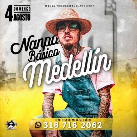 NANPA BASICO EN MEDELLIN