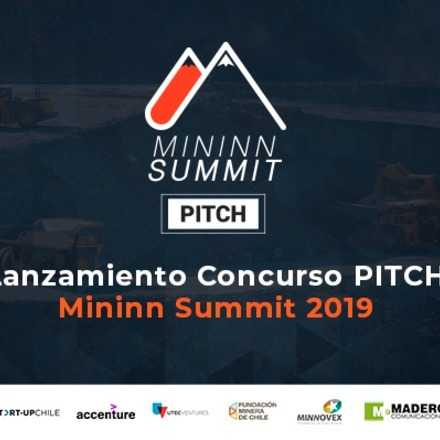 Lanzamiento Concurso PITCH #MS2019
