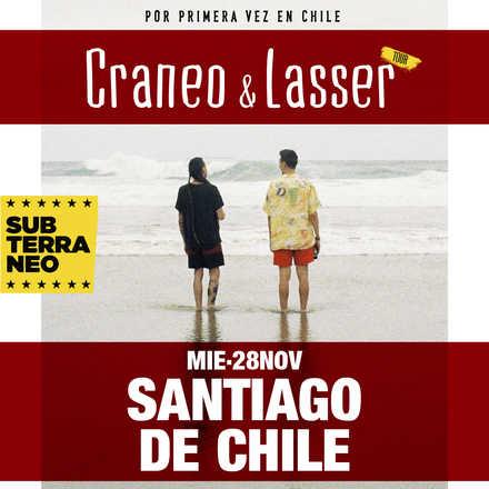 Craneo & Lasser en Santiago de  Chile