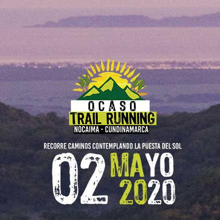 OCASO TRAIL RUNNING