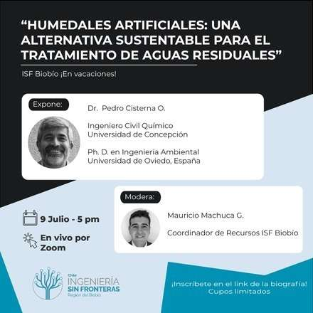 HUMEDALES ARTIFICIALES: UNA ALTERNATIVA SUSTENTABLE PARA EL TRATAMIENTO DE AGUAS RESIDUALES