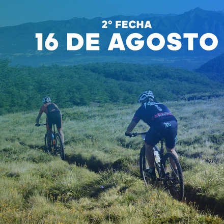 Suzuki Mountain Bike Tour 2nda fecha