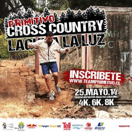 Primitivo Cross Country Laguna La Luz