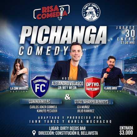 La Pichanga Comedy