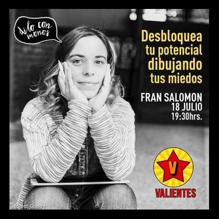 VALIENTES 18 JULIO- Fran Salomon