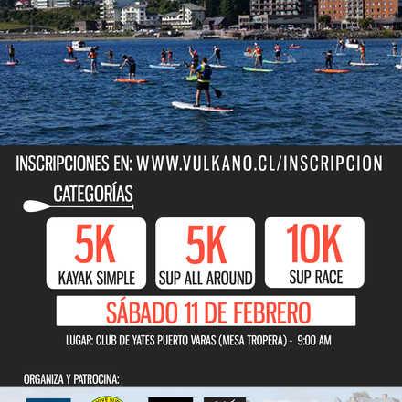 3º Encuentro SUP & Kayak Puerto Varas 2017