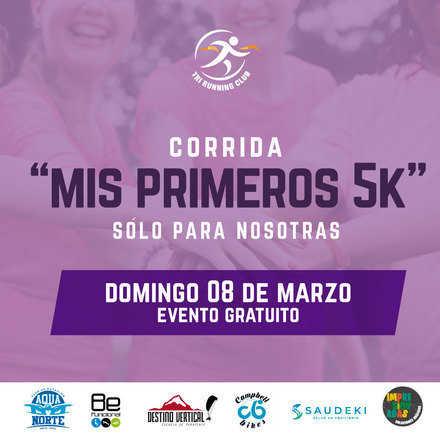 Corrida: Mis Primeros 5K - Arica