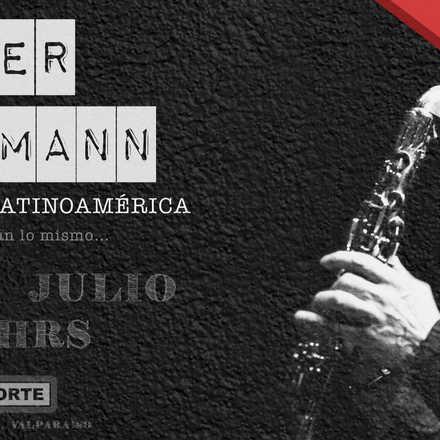 Peter Brötzmann Trio - Full Blast - Valparaiso