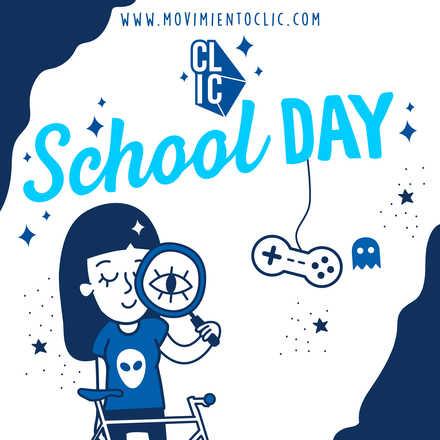 CLIC School Day (Evento Gratuito)