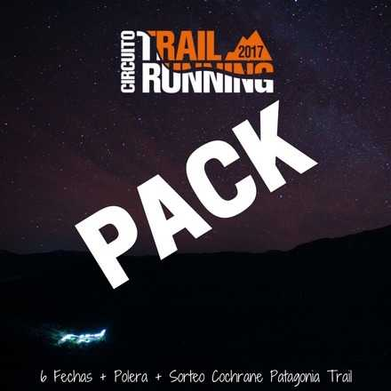 Pack  6 Fechas Circuito Trail Running 2017
