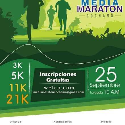 Media Maraton Cochamo 2016