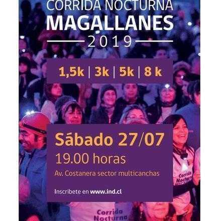 Corrida Nocturna Magallanes 2019