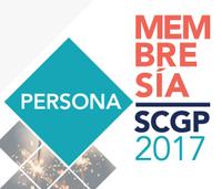 Membresía SCGP 2017 Persona (marzo)